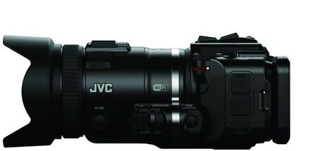 JVC launches Procision slow-mo HD camcorder, refreshed Everio ... | My Cam Chords | Scoop.it