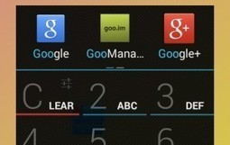 App Dialer : Search apps using T9 dialer | Tech Cookies - Everything about Android | Scoop.it