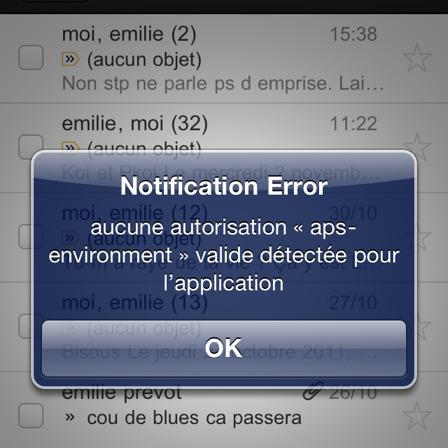 Gmail retiré de l'App Store ! | mlearn | Scoop.it