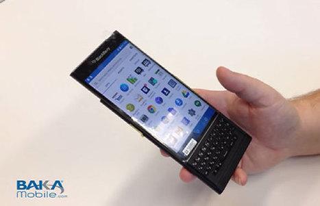 BlackBerry Venice sous Android: découvrez-le en vidéo (fuite) | Applications mobiles professionnelles | Scoop.it