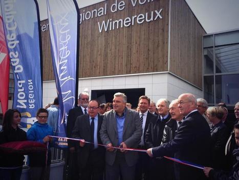 Twitter / fcuvillier: Inauguration du Centre Régional ... | Ensemble Pour Wimereux | Scoop.it