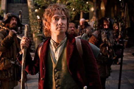 Take An Unexpected Journey with The Hobbit - Get Surrey | 'The Hobbit' Film | Scoop.it