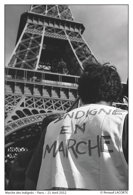 #21A Eiffel   #marchedesbanlieues -> #occupynnocents   Scoop.it