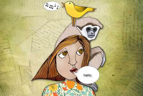 El lenguaje humano deriva del canto de las aves y de la comunicación de los primates   Espacios Multiactorales   Scoop.it
