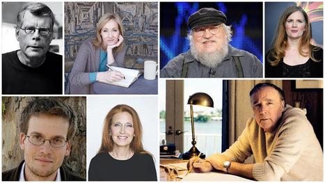 UNIVERSO DOS LEITORES: Descubra quais foram os escritores mais bem pagos do mundo no ano de 2015 | Paraliteraturas + Pessoa, Borges e Lovecraft | Scoop.it