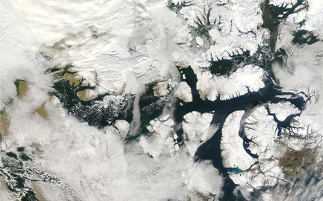 Calentamiento global: se derriten los 'hielos perpetuos' del Ártico - El Comercio   contaminaciones al medio ambiente   Scoop.it