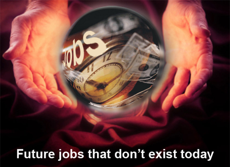 55 Jobs of the Future | JRD's higher education future | Scoop.it