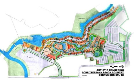 Schlitterbahn - Beach Country Waterpark - Corpus Christi (North Padre Island) | Texas Coast Living | Scoop.it