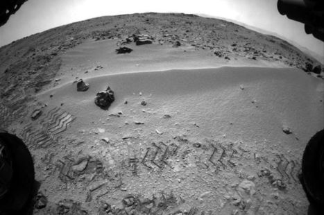 Mars' Chemistry Glitch Complicates Search for Ancient Life | Chemistryproject | Scoop.it