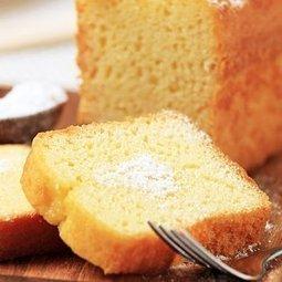 Bizcocho de limón sin gluten, para cocinar con niños | Gluten free! | Scoop.it
