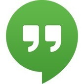Google Hangouts Guide for Teachers | Tablet opetuksessa | Scoop.it