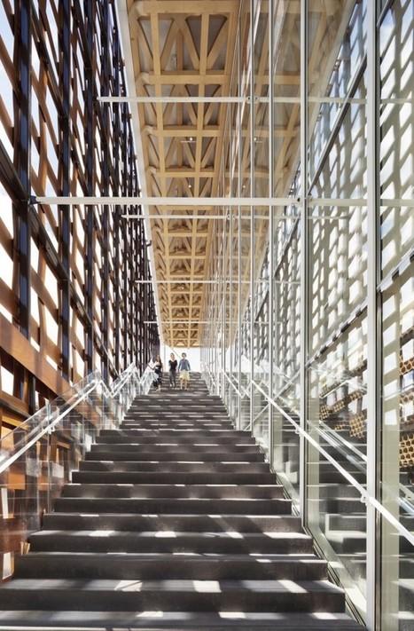 Shigeru Ban Architects > Museo de Arte Aspen | HIC Arquitectura | retail and design | Scoop.it