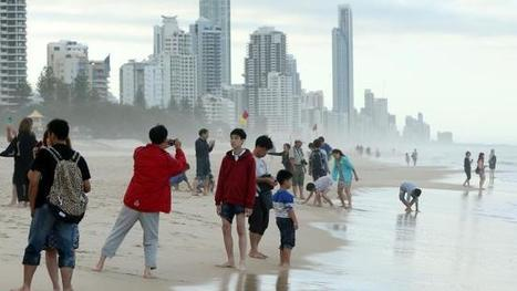Chinese visitors spending $21m a day in Australia | Australian Tourism Export Council | Scoop.it