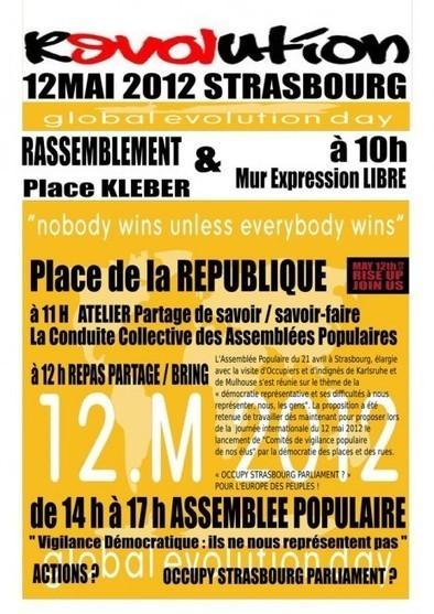 Rue89 Strasbourg : Journée des indignés samedi 12 mai | #marchedesbanlieues -> #occupynnocents | Scoop.it