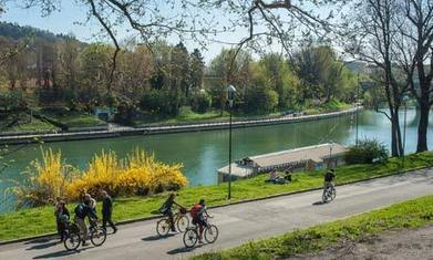 Hopes grow for VenTo, a proposed 422-mile cycle path in northern Italy | Seen from abroad... | Scoop.it
