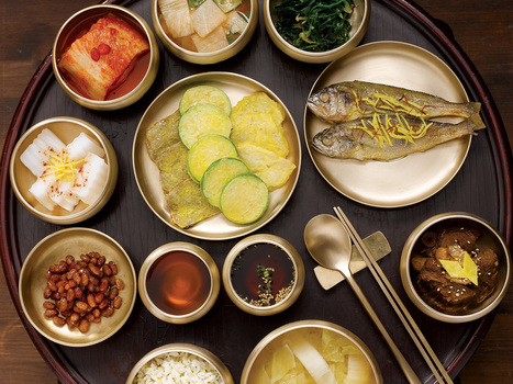 Korea: Why Metal Chopsticks? | AP Human Geography | Scoop.it