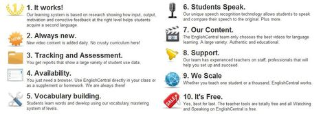 Teachers  - Why you should use EnglishCentral | EnglishCentral World Report | Scoop.it