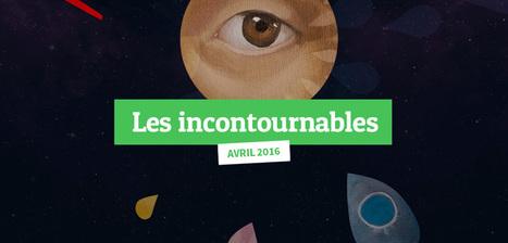 Les sites web incoutournables (avril 2016) | El Mundo del Diseño Gráfico | Scoop.it