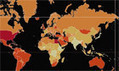 Obesity worldwide: the map of the world's weight | Evolution of societies and politics | Scoop.it