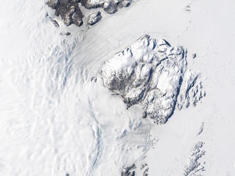 Fotos: La Tierra vista desde el espacio 2015 (2) - Los glaciares aceleran peligrosamente su deshielo | Agua | Scoop.it