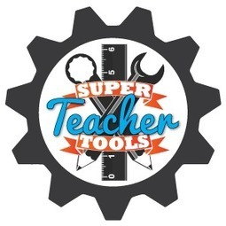 Super Teacher Tools | Undervisning, tips och idéer | Scoop.it