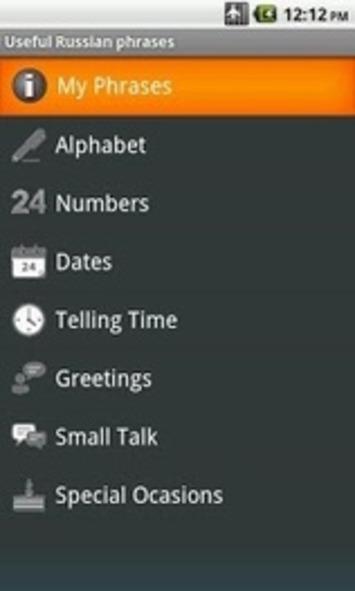 Apprenez à parler langues - Applications Android sur GooglePlay | TIC et TICE mais... en français | Scoop.it