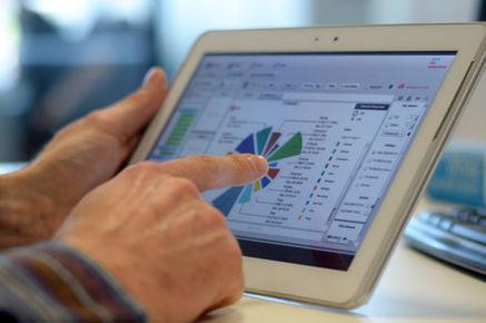 Infographie : les entreprises hexagonales mettent le paquet sur les applications mobiles en 2015 | Mobile Advertising & Monetization | Scoop.it