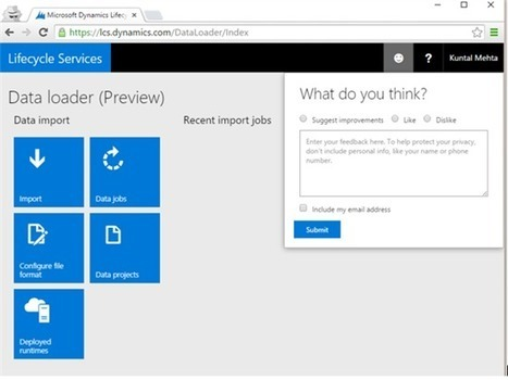 Data Loader Service: Preview Feature for Microsoft Dynamics CRM Online (Part 1 of 2) | Microsoft Dynamics CRM | Scoop.it