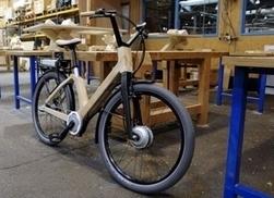 Un prototype de vélo électrique en bois testé dans les Vosges | Chuchoteuse d'Alternatives | Scoop.it