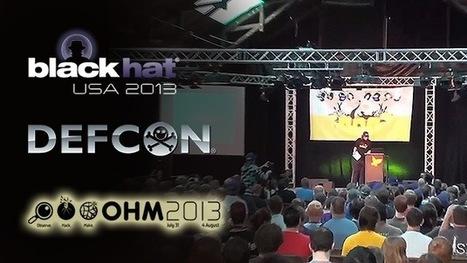 'Hackers' de todo el mundo se reúnen para discutir sobre problemas de seguridad | scada | Scoop.it