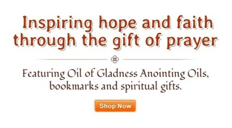 Every Good Gift - Biblically Inspired Anointing Oil & Gifts | Anointing Oil | Scoop.it