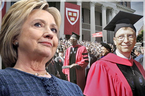 Clinton's pledge to forgive student debt of entrepreneurs, not average workers, will benefit the elite | Global politics | Scoop.it