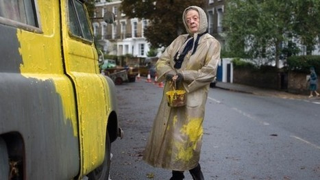 Lady in the Van Review - Maggie Smith Shines - Blazing Minds | Film Reviews with Blazing Minds | Scoop.it