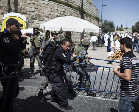 Is a Third Intifada in the offing?   Palestine and the Occupation   Scoop.it