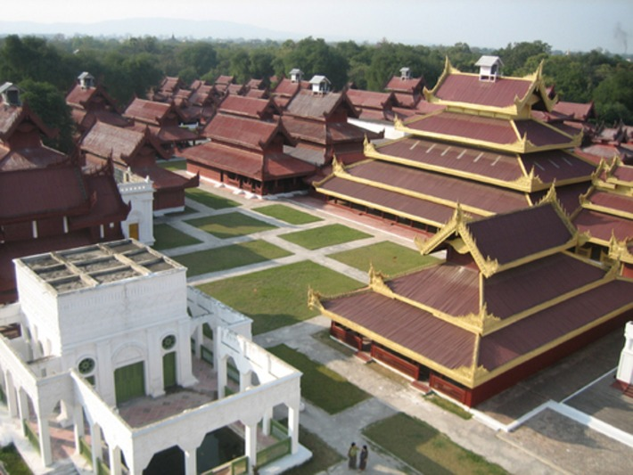 Royal Family Aims to Renovate King Thibaw's Mandalay Palace   The Irrawaddy (Birmanie)   Asie   Scoop.it