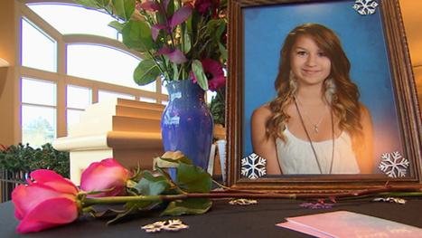 Amanda Todd tribute honours life of bullied teen - | Soup for thought | Scoop.it