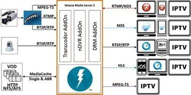 Video Streaming Server, Wowza Media Server 3 | Wowza Media Systems | Operator CDN | Scoop.it