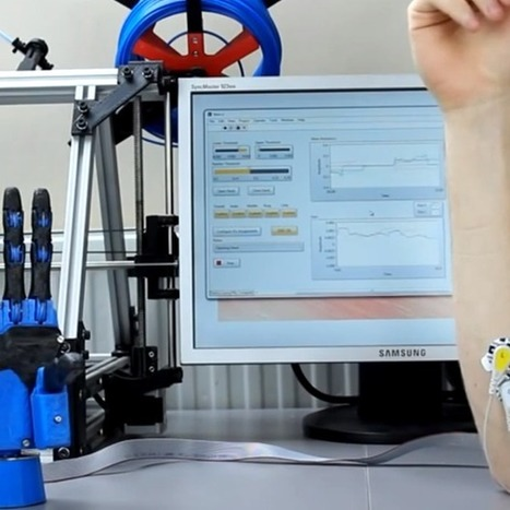 Open Hand Project makes robotic prosthetics much more accessible | Regenerating IT | Scoop.it