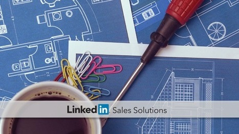 The Social Selling Blueprint | Social Selling:  with a focus on building business relationships online | Scoop.it