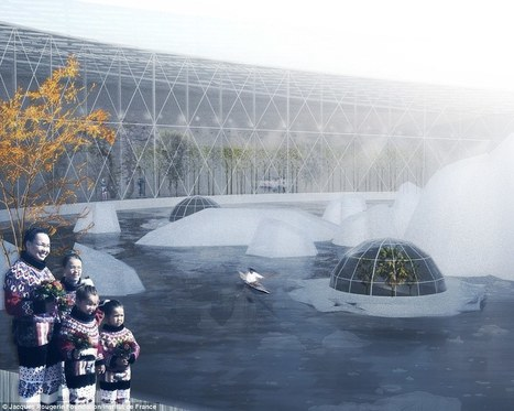 Architects design ways humans could live in space and under the sea | World Architecture | Scoop.it