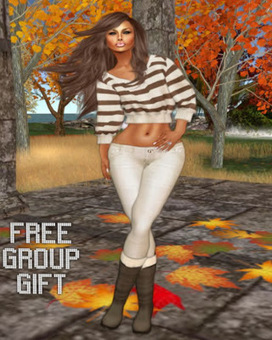 Nomi's a skin whore!: Killa Design Group Gifts & Other Freebies! | Free Stuff in Second Life | Scoop.it