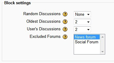 Moodle plugins: Unanswered Discussions | Moodle-iscious! | Scoop.it