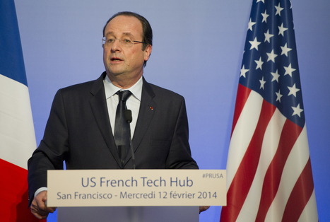 François Hollande's Visit: French Lessons From Silicon Valley - Betabeat   What's up in Silicon Valley ?   Scoop.it