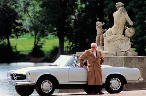 "Mercedes-Benz-Blog: Classic: 50 years ago - ""Pagoda"" premiere in Geneva | Classic Mercedes | Scoop.it"