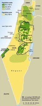 Un Etat palestinien, mais lequel? | Israel - Palestine: repères et actualité | Scoop.it