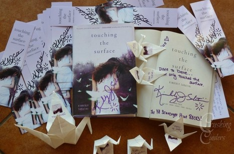 My 'Touching the Surface' by Kimberly Sabatini Win   Crushingcinders   What's up 4 school librarians   Scoop.it