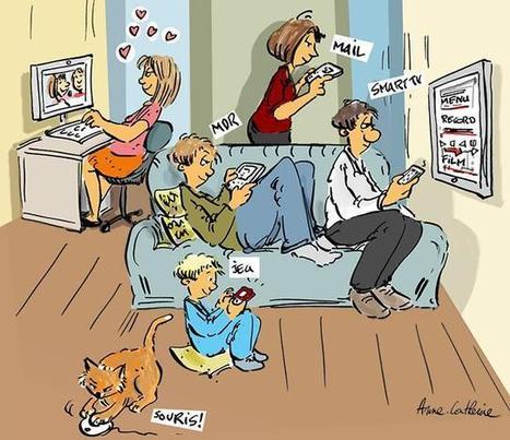 Internet à la maison : 10 questions et réponses | télétravail | Scoop.it