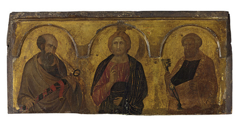 British government temporarily halts export of 700-year-old painting | Anthropology, Archaeology, and History | Scoop.it