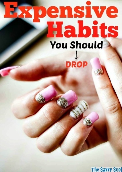Expensive Habits You Should Drop - The Savvy Scot | Personal finance blogs | Scoop.it