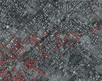 Mapping Gaza before and after a crisis | Inteligencia Geoespacial | Scoop.it